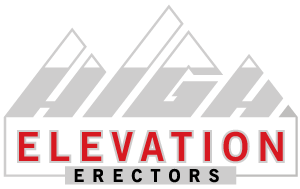 The Ultimate In Steel Building Erection | High Elevation Erectors